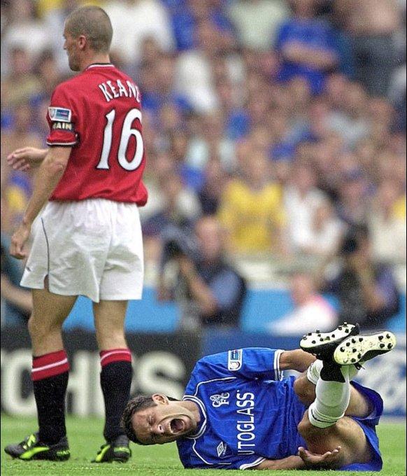Happy birthday to Roy Keane