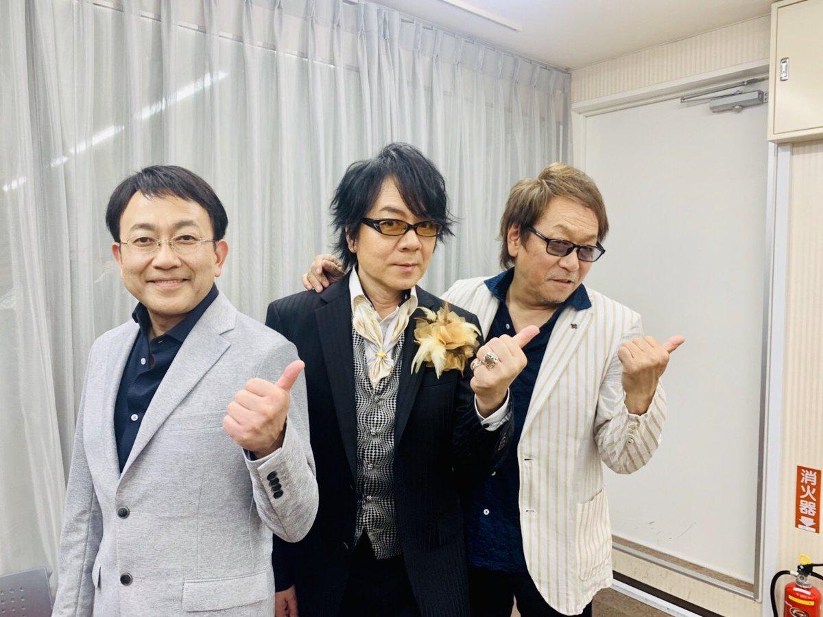 """西田絵里 on Twitter: """"堀内賢雄社長、 🌟速水奨さまデビュー40周年 ..."""