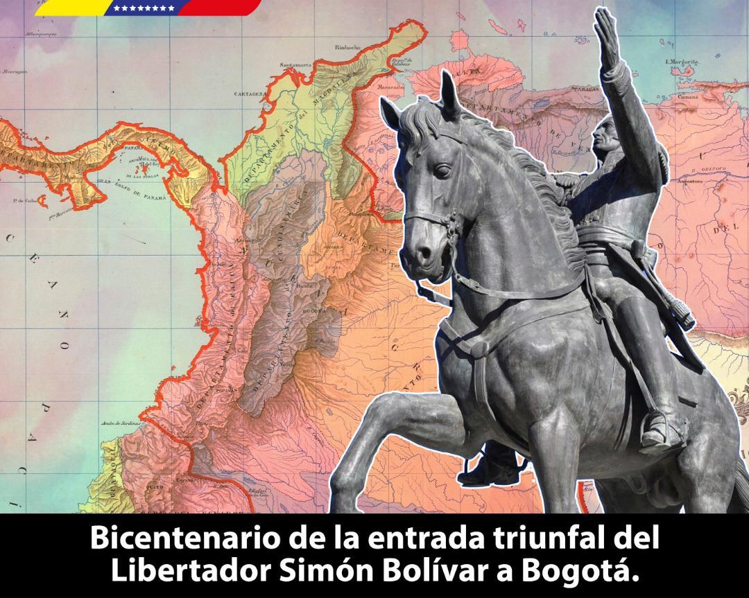Bolivar, Padre Libertador. Bicentenario - Página 15 EBnWyF5WwAE3JIO