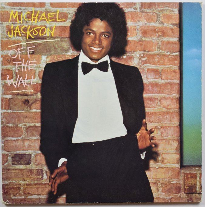 Happy 40th birthday to Michael Jackson\s classic album Off The Wall