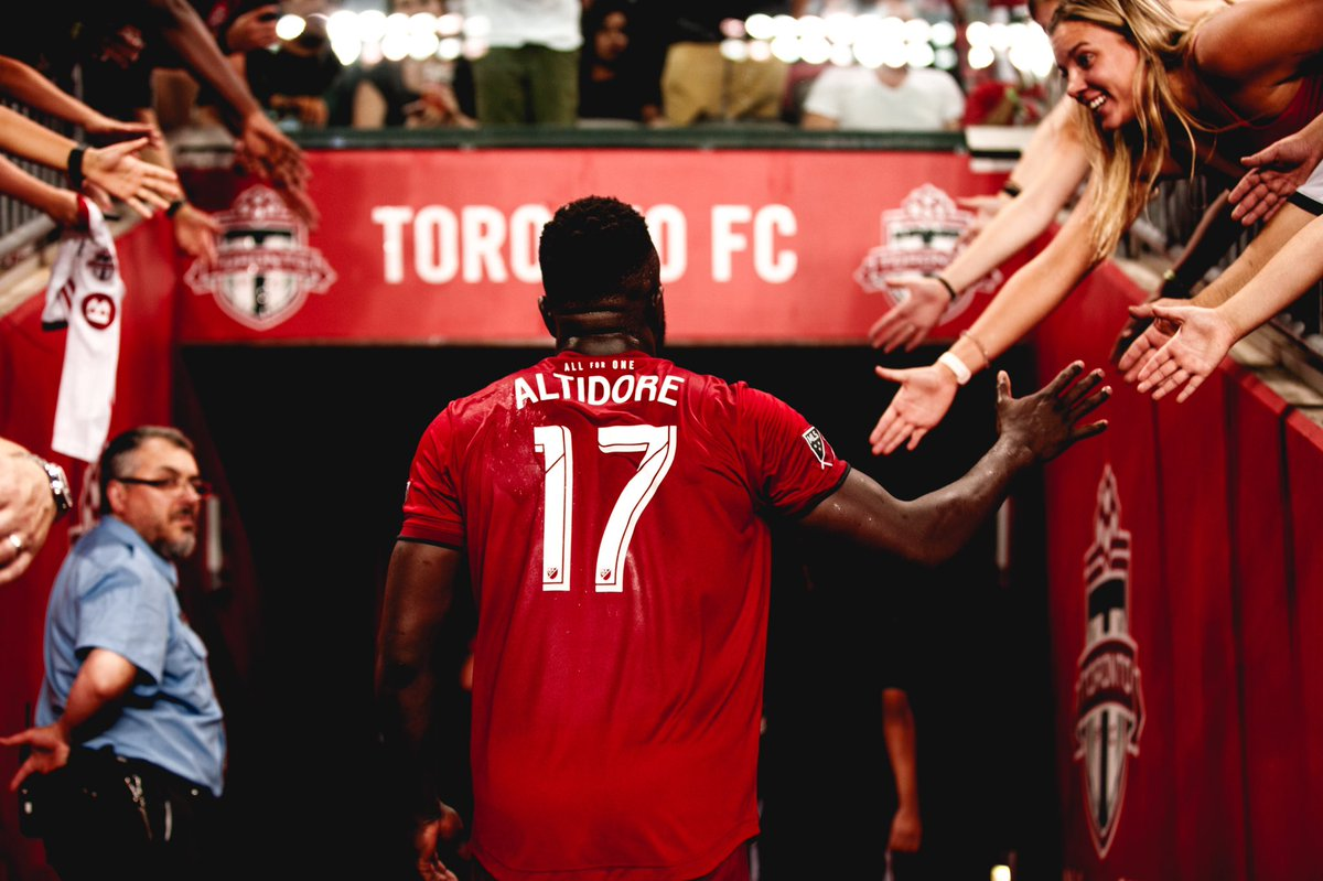 All for one 🔜 #TFCLive
