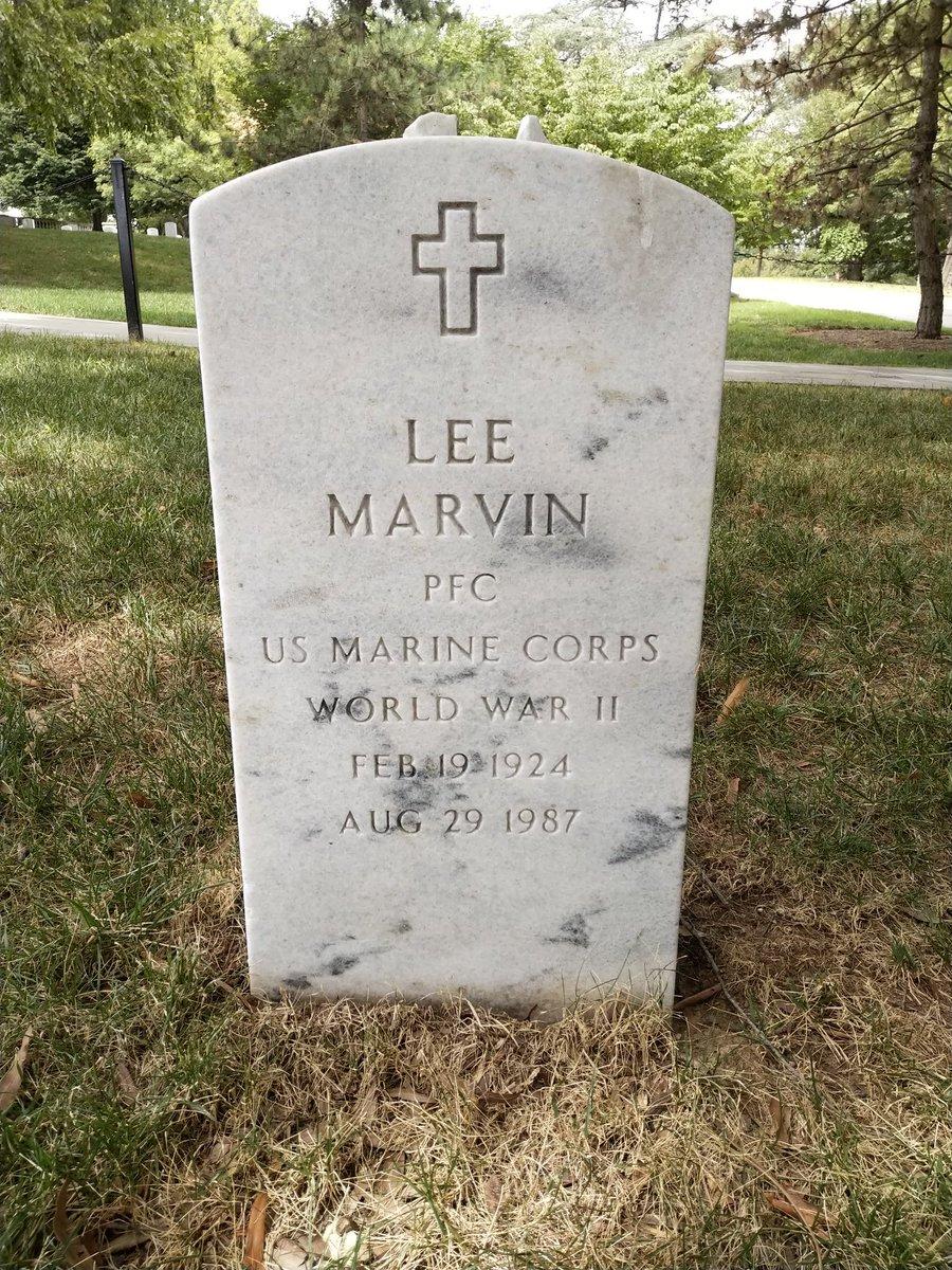 Lee Marvin (1924-1987)