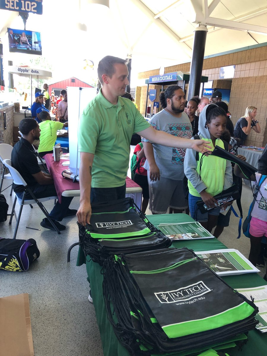 SOUTH BEND BACKPACK GIVEAWAY
