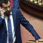 Image for the Tweet beginning: Crisi, al voto subito oppure