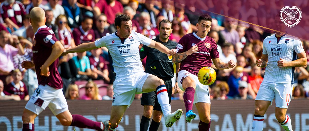 @JamTarts's photo on Ross County
