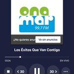 Image for the Tweet beginning: Escucha la radio donde vayas