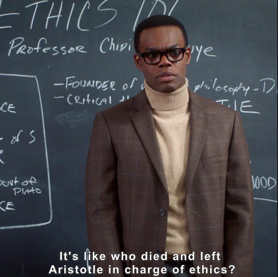Favorite underrated @nbcthegoodplace joke?