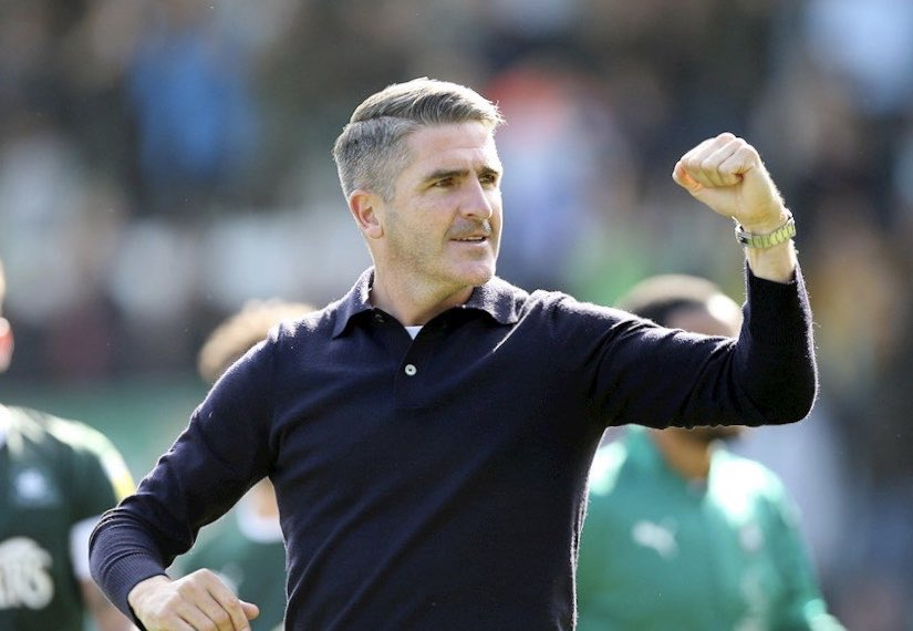Ryan Lowe is the 1st #Plymouth manager to win his opening 2 league games in charge since Bobby Williamson won his opening 3 from April to May 2004. #LoweAimingHigh 💚 #PAFC #Pilgrims #greenarmy