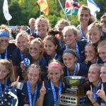 Image for the Tweet beginning: 2019 World Lacrosse Women's U19