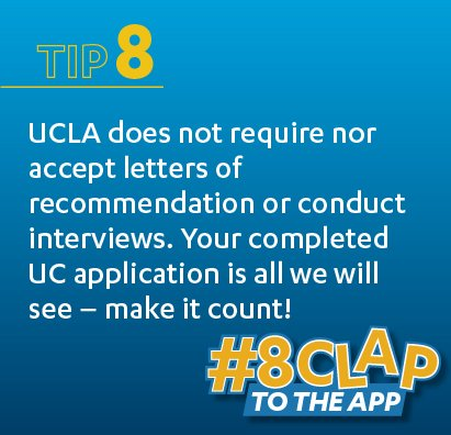 UCLA Admission (@UCLAAdmission) | Twitter