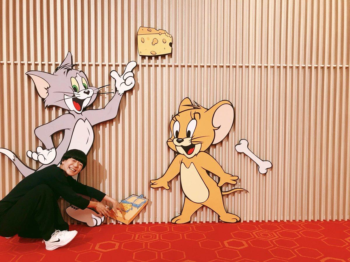 ジェリー ネズミ と トム
