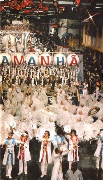 """RIO ANTIGO 🚋 på Twitter: """"União da Ilha, 1978.… """""""