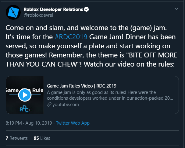 Dogu On Twitter Someone At Roblox Hq Must Be Really Into Vore