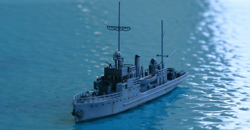 第八十五号哨戒特務艇