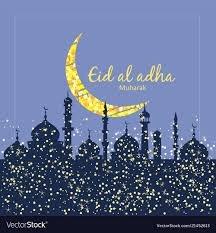 T 3255 - Greetings for Eid al Adha ..🙏