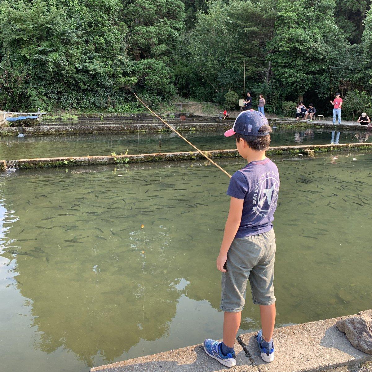 大 川戸 釣り堀