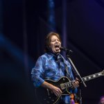 Image for the Tweet beginning: John Fogerty closed out Saturday