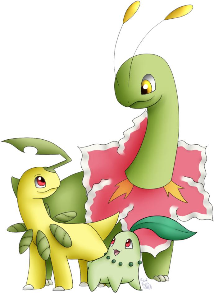 🎉🔥Best Chikorita Nests - by Engel🔥🎉 Valid until Wed 21