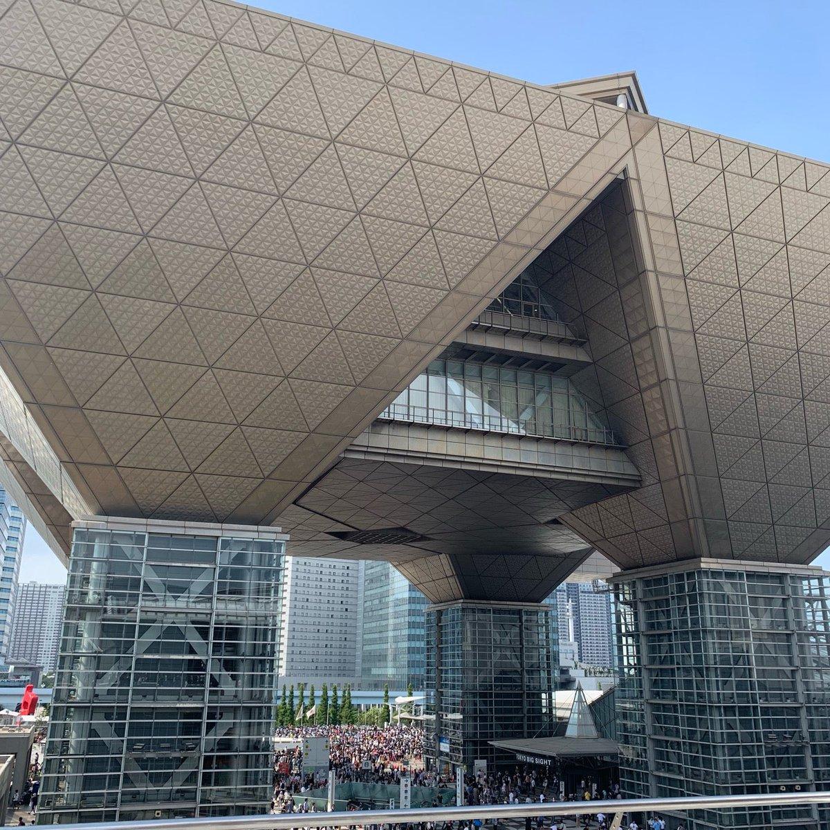 東京国際展示場(東京ビッグサイト)コミックマーケット96