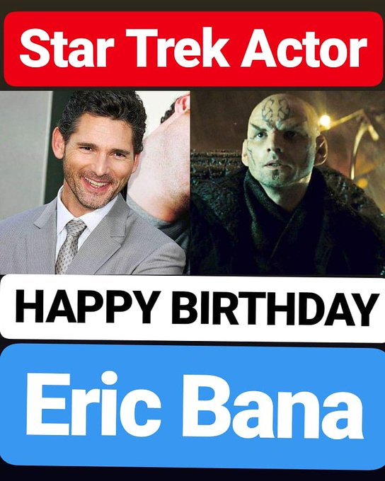 HAPPY BIRTHDAY  Eric Bana