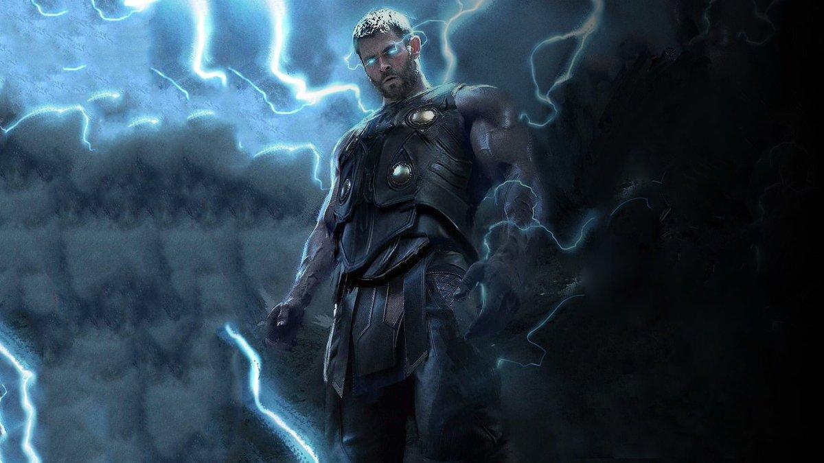 Happy Birthday to Thor himself @ChrisHemsworth ~