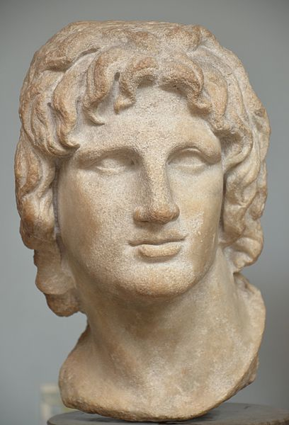 Ancient History Quote of the Day: Augustus remarked how surprised he was that Alexander did not think that the administration of his empire was a greater task than its mere conquest (Plutarch, Sayings of Kings and Commanders, Moralia 207.8) #AHQOTD #AugustanAugust