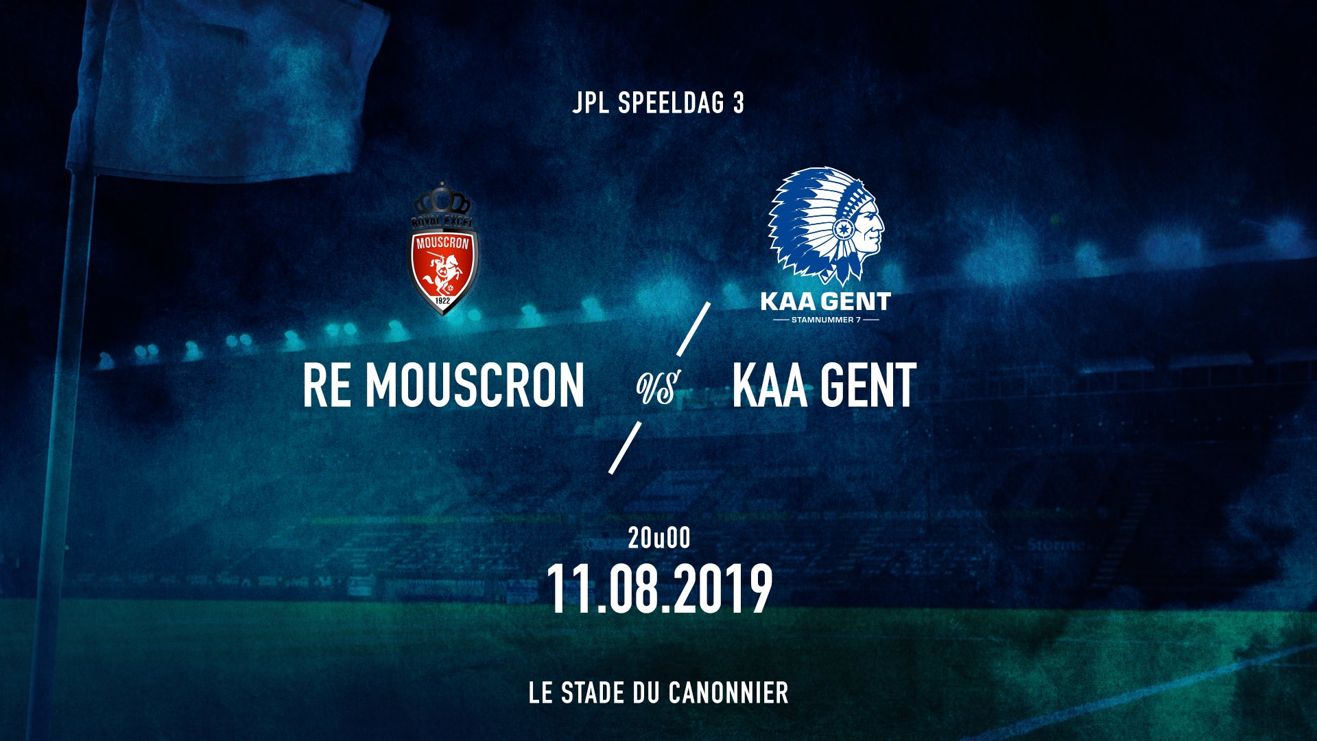Kaa Gent On Twitter Matchday At Excelmouscron Jpl