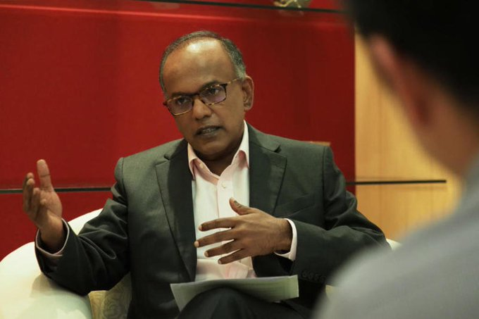 Shanmugam : Latest news, Breaking news headlines | Scoopnest