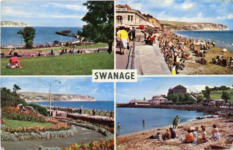 Dear Mum & Dad & Jim On boat lots of scouts & guides weather is fair HELP I fill sick