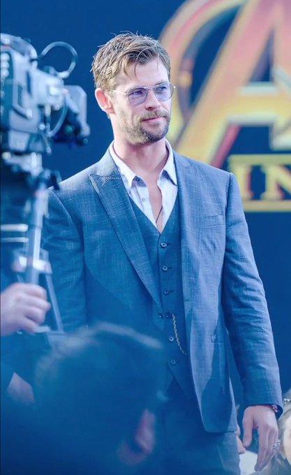 Happy birthday,Chris Hemsworth.I will always love  are always  the best.