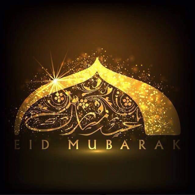 Eid Mubarak 🙏