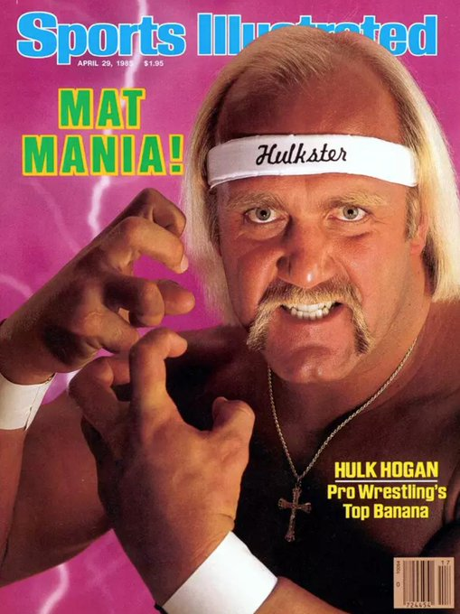 Happy birthday to wrestling s top banana. Hulk Hogan turns 66 today:
