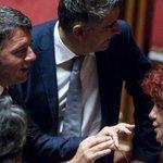 Image for the Tweet beginning: Renzi: folle votare subito, ora