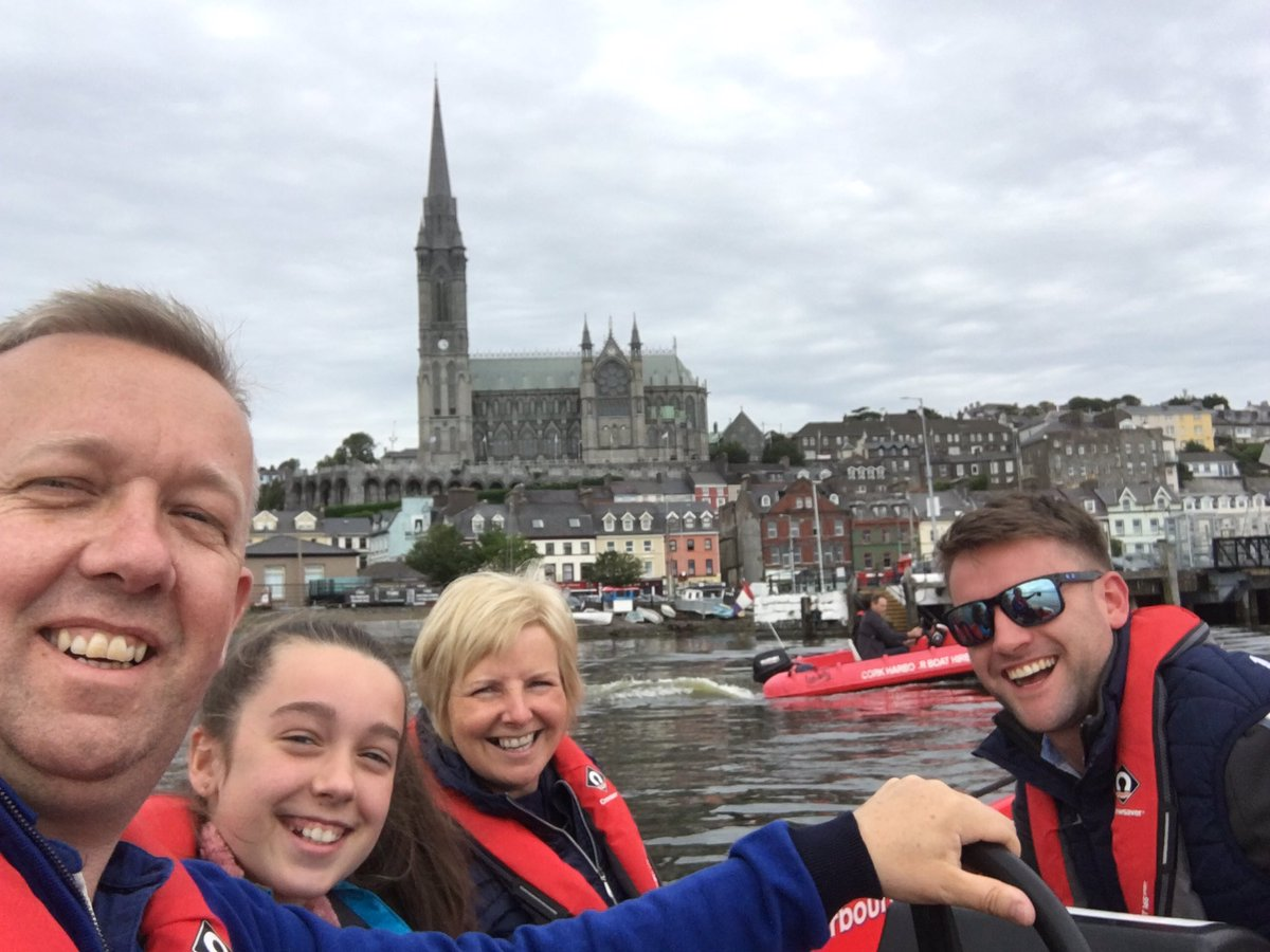 Thanks Tadhg great guide for us today with @cork_harbourbh #corkharbour #Cork https://t.co/nYH6X0qVbI
