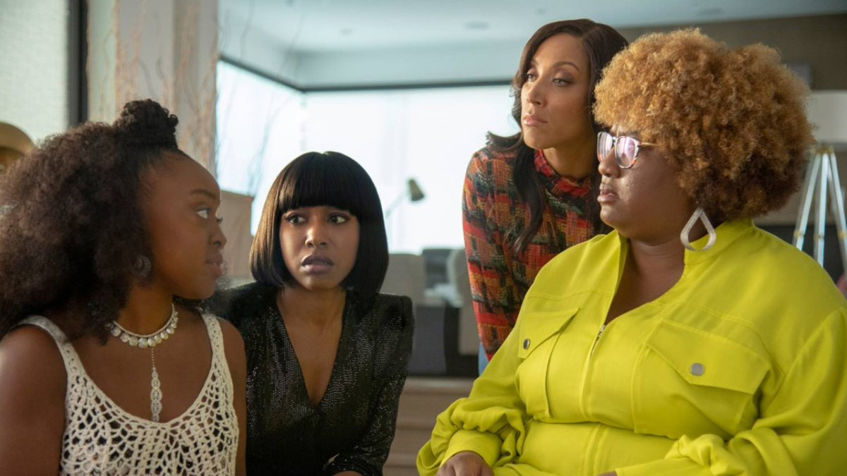 Don't miss allllll this fun. Stream episodes of #ABlackLadySketchShow now! hbo.com/a-black-lady-s…