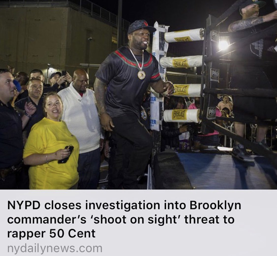 I knew they were not going to do anything about this,so I stop talking about it. NYPD is hands down the toughest gang in New York. You just gotta be ready for what ever. You know the vibes. #TheKing🍾#lecheminduroi #bransoncognac