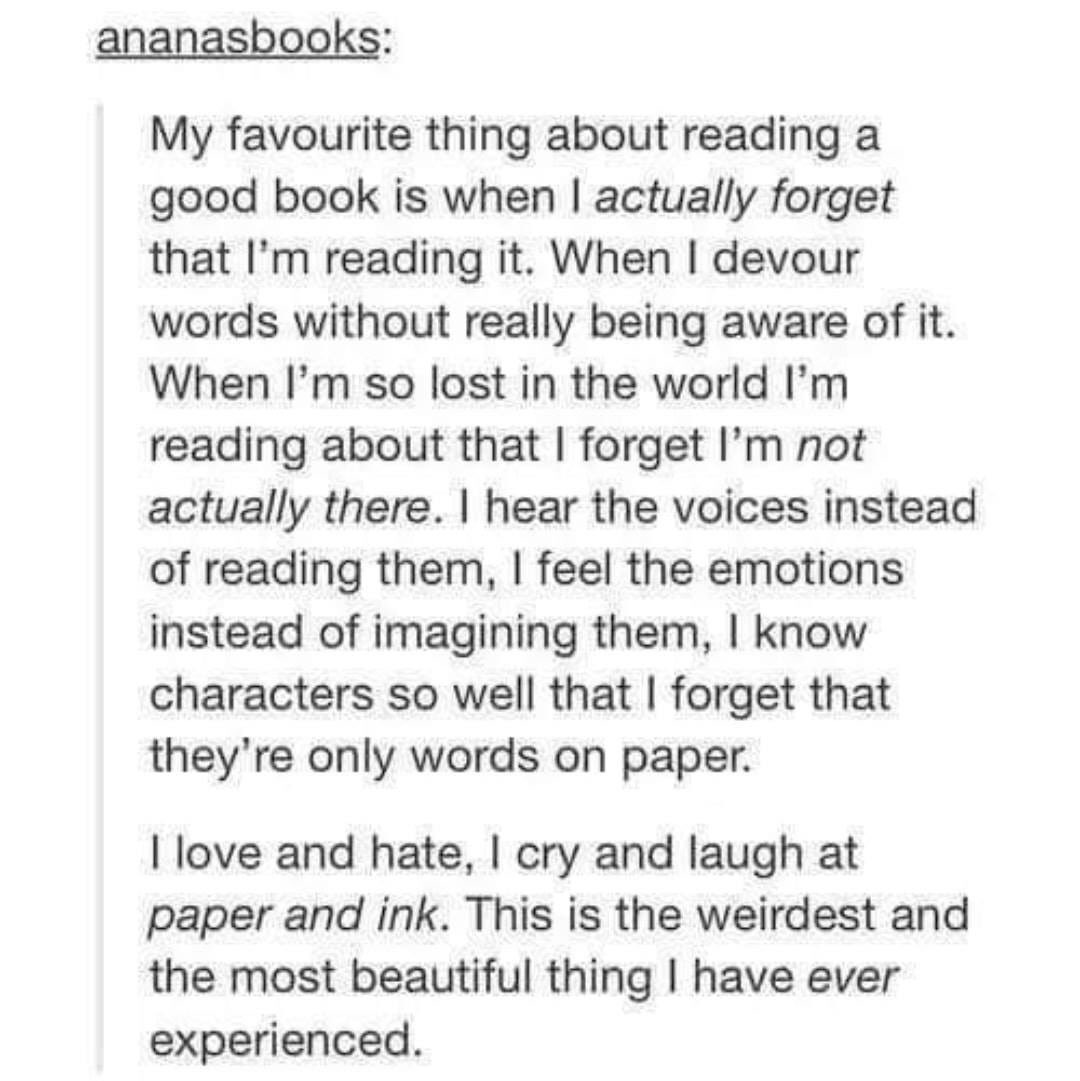 This sums up how I feel whenever I pick up anything by @MarianKeyes  All of the books are falling apart I've read them that often. They never fail to take me away from reality and plonk me smack bang in the middle of their world. <br>http://pic.twitter.com/tizrf6WuZU