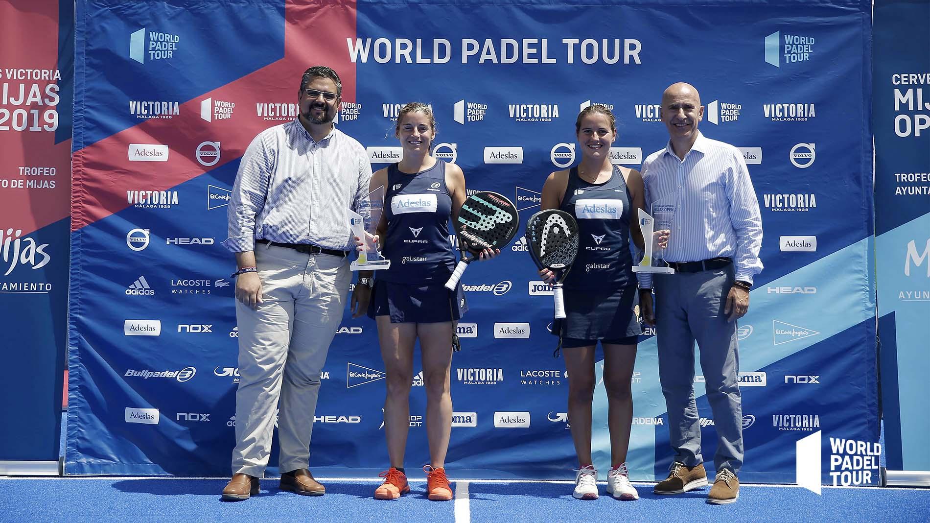 Ale Salazar y Ari Sánchez consiguen su cuarto título de la temporada