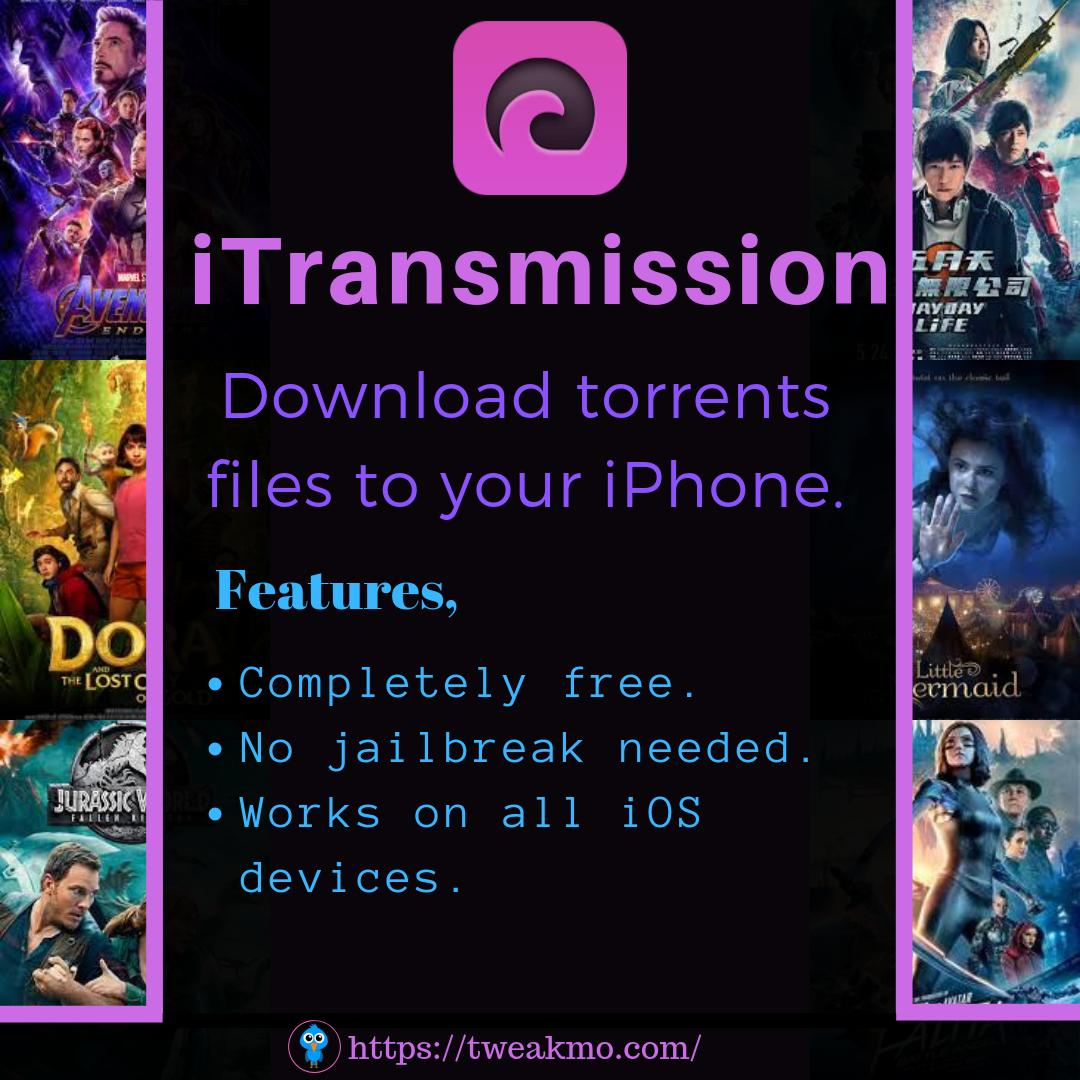 iTransmission tagged Tweets and Download Twitter MP4 Videos
