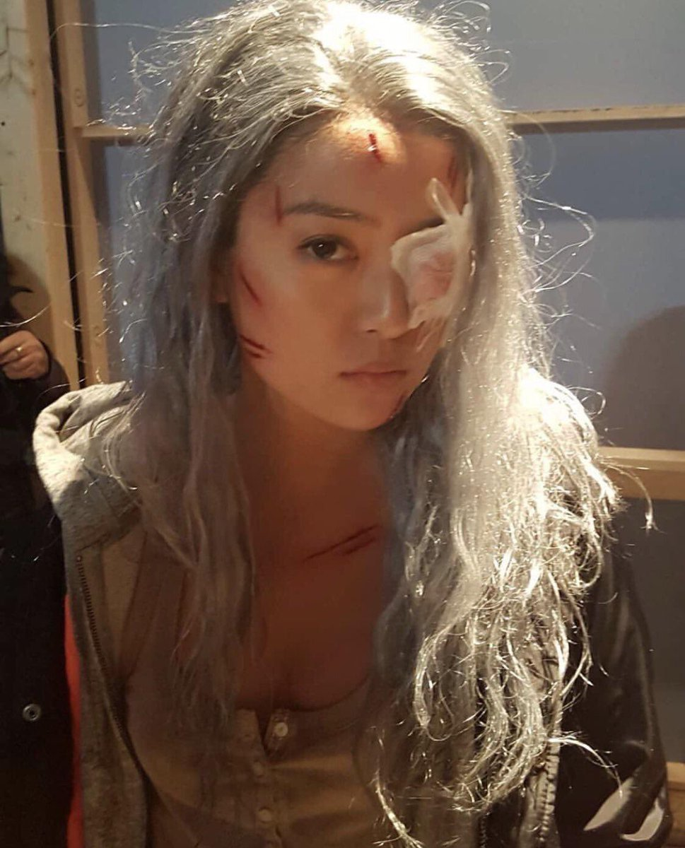 Let S Talk Slade On Twitter Chelsea Zhang As Rose Wilson In Titans Facebook gives people the power to. chelsea zhang as rose wilson in titans