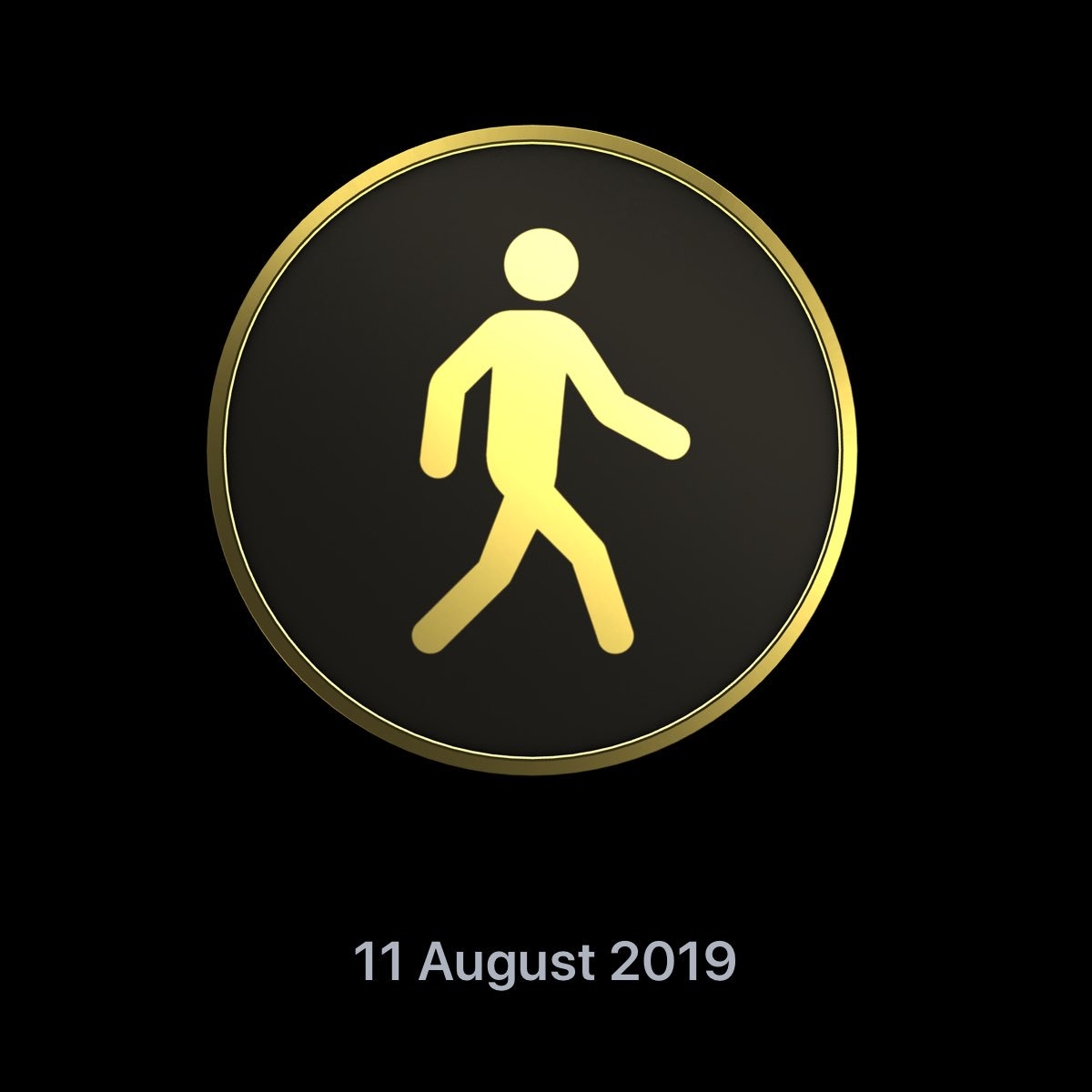 I set a personal record for Calories burned on a walk. #AppleWatch #AppleWatchSeries4 <br>http://pic.twitter.com/2XITGij2X3