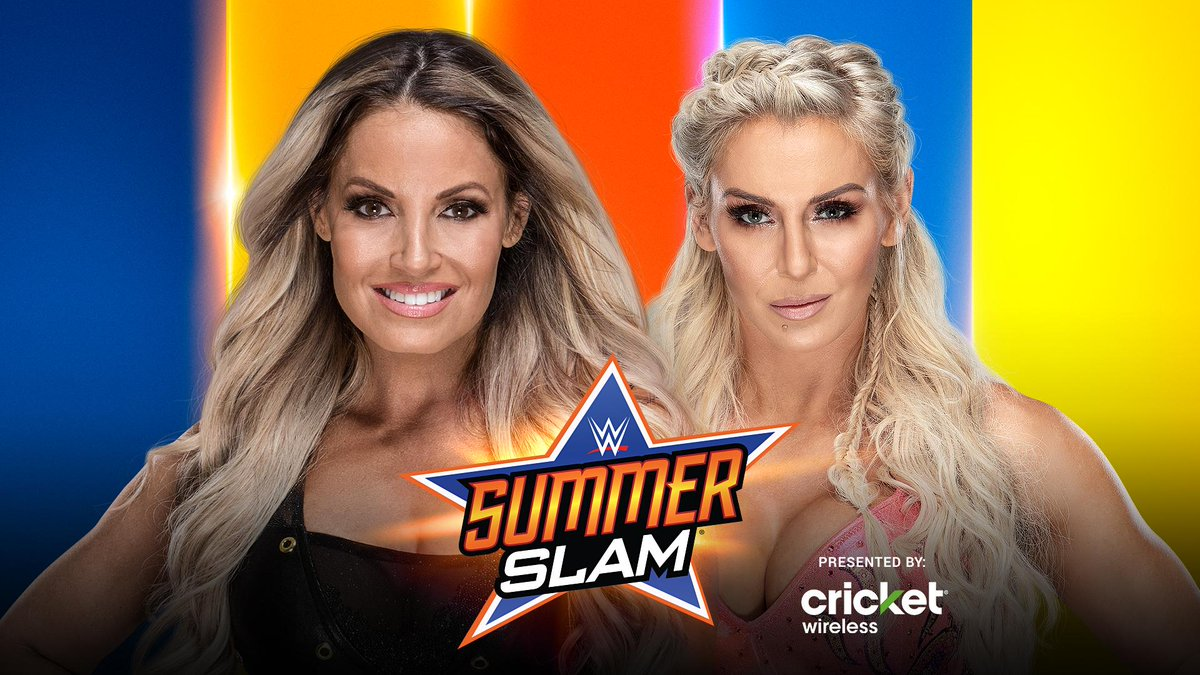 @SummerSlam's photo on Charlotte Flair