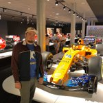 Thank you @alo_oficial for such a great experience in your museum @CircuitoMuseoFA ! Was such impressed by your trophy collection. Many thanks from Russia ,Vladivostok🇷🇺!