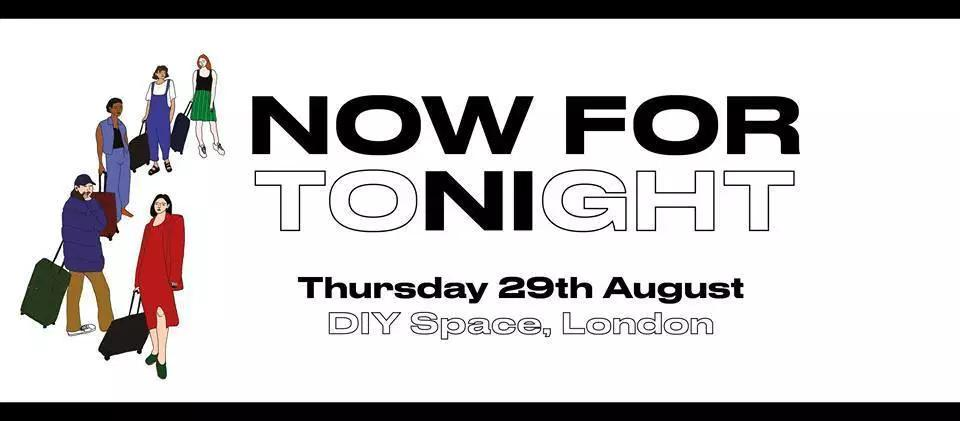 Now for toNIght: Music + poetry for reproductive rights Thursday 29 August @ 7:30 pm - 11:00 pm£10 – £12 a one-off evening of music and poetry to raise money for the Alliance for Choice and the Abortion Support Network ACTS Bad Honey Paige Bea + TBC diyspaceforlondon.org/event/now-for-…