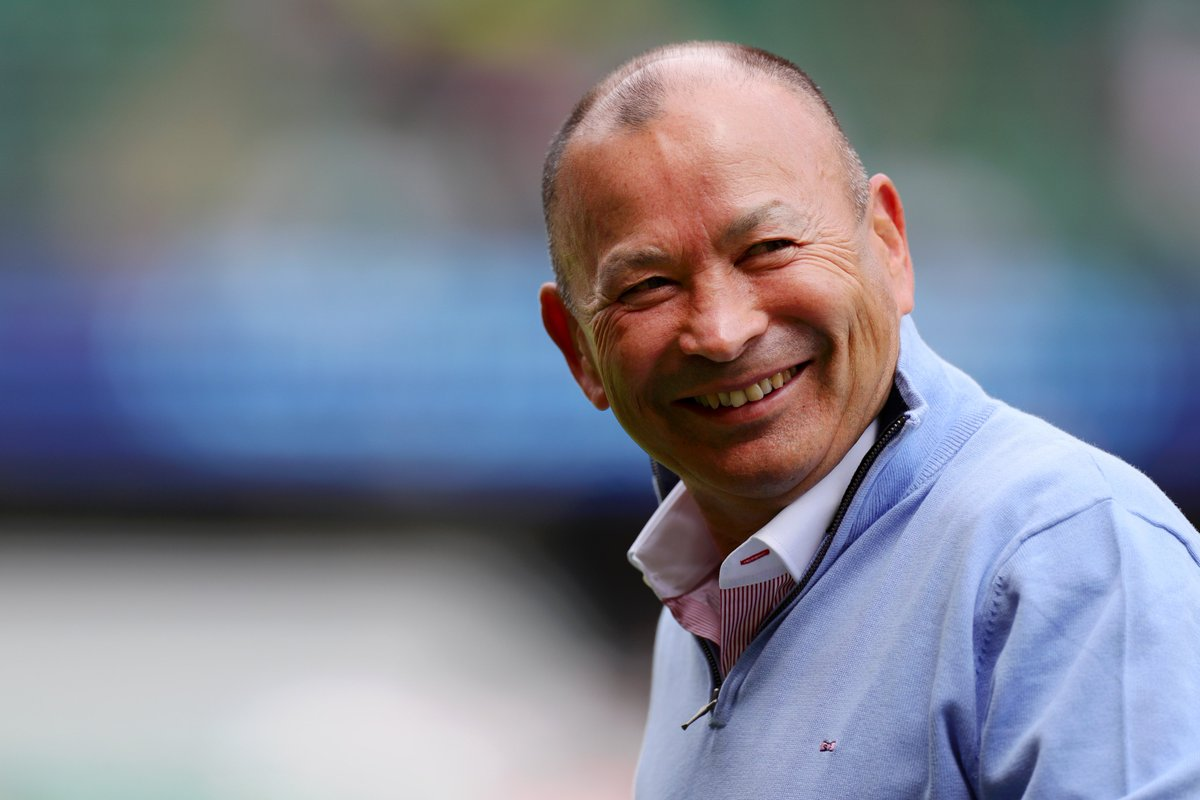 "test Twitter Media - ""It was a great 80 minutes of preparation. I learned more about the squad so it was useful.""  Eddie Jones pleased with today's England performance: https://t.co/B65eAAvW54 https://t.co/0wPT0rMRqQ"
