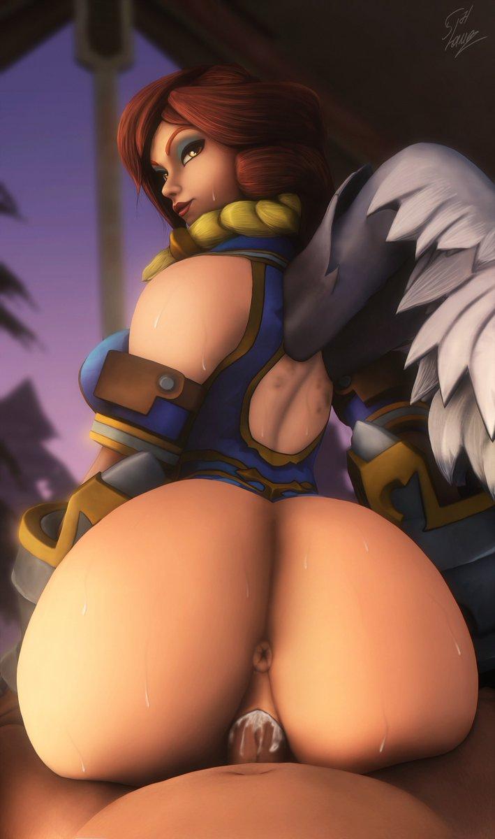 Erotic photoshoot