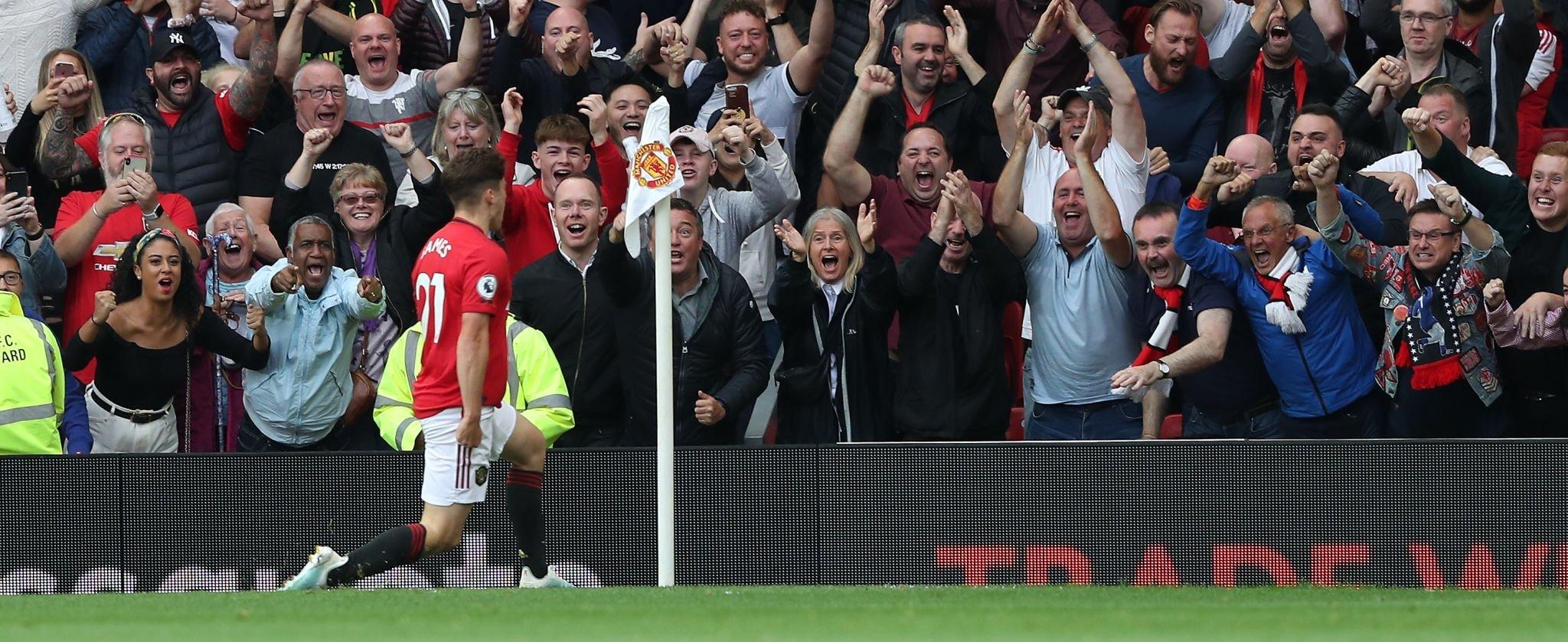 هدف مانشستر يونايتد الرابع في مرمى تشيلسي