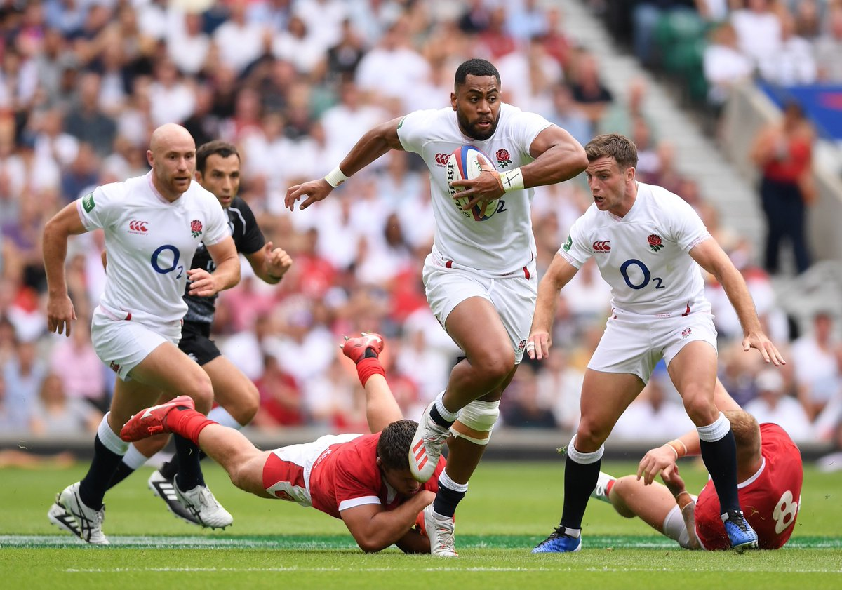 test Twitter Media - Some new faces, some old heads, a valuable run out at Twickenham 💪  Who was the biggest winner from England's 33-19 victory over Wales? 🌹 https://t.co/BApaKYbExP