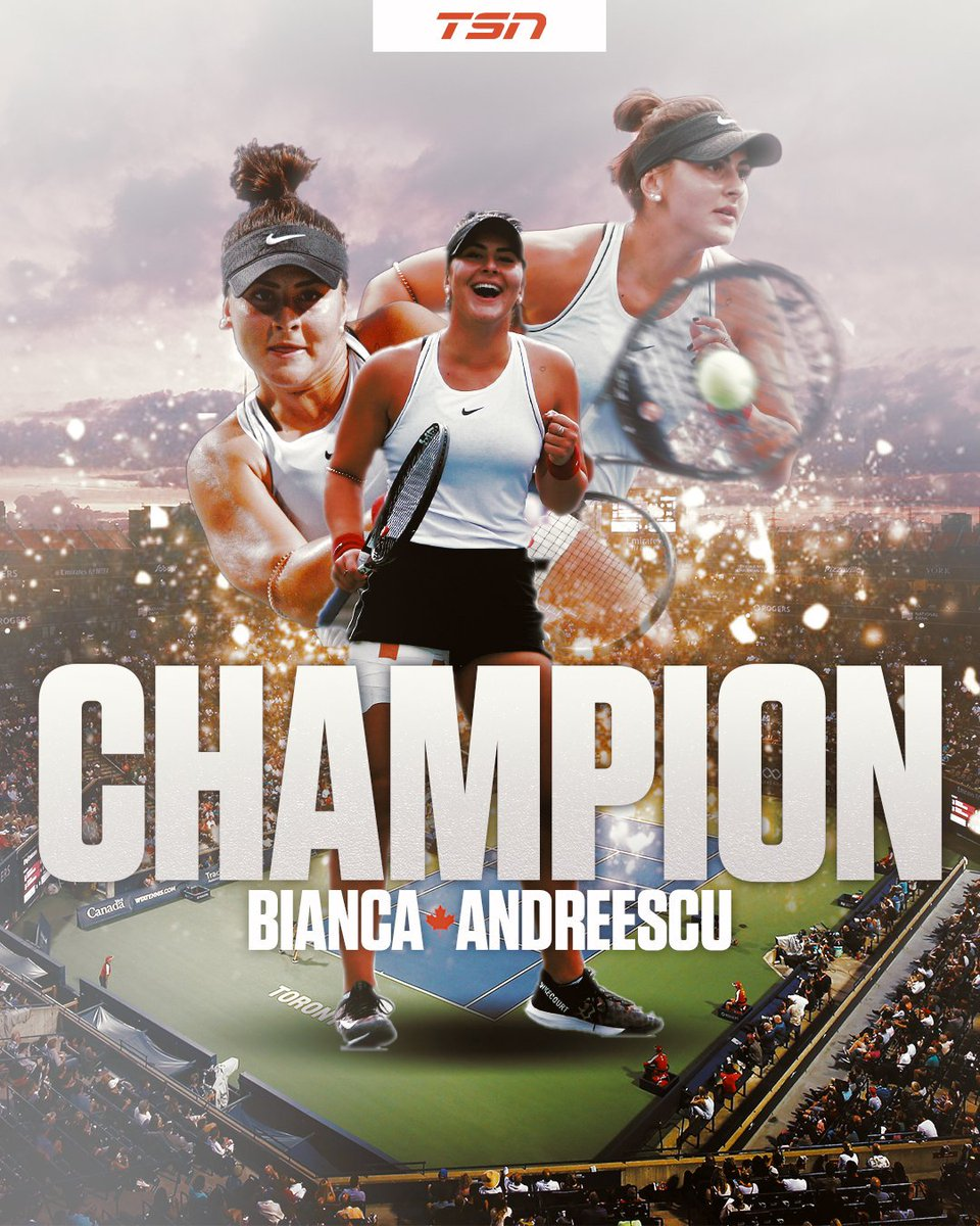 Bianca Andreescu has defeated Serena Williams after Williams retired in the first set due to injury.  Andreescu is the first Canadian woman to win the tournament in 50 years.