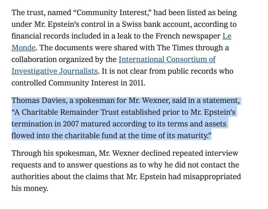 David Enrich on Twitter: